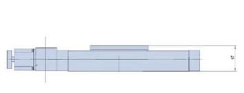 PT-GD150 (50-500) Precise Electric Translating Platform