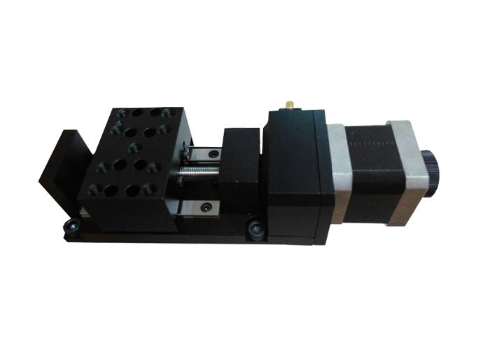 PP110-30-5040 电动平移台 位移台 精密滑台 移动平台 可竖直安装