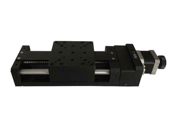 PP120-(50-300)精密电动平移台(圆导轨)平移台 定位台 XY平台