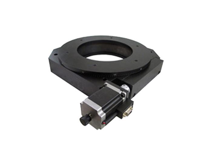 PT-GD205 电动旋转台 电动分度盘 角度台 旋转台 台面直径300mm