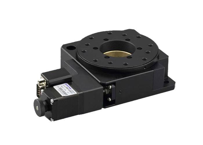 PP110-95-100电动旋转台 分度盘 直径95mm 两相步进电机 720:1