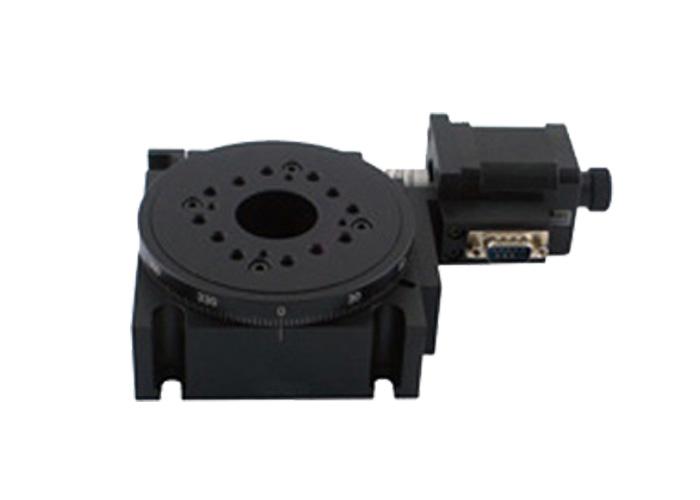 PX110-100 电动旋转台 旋转台 角度转台 分度盘