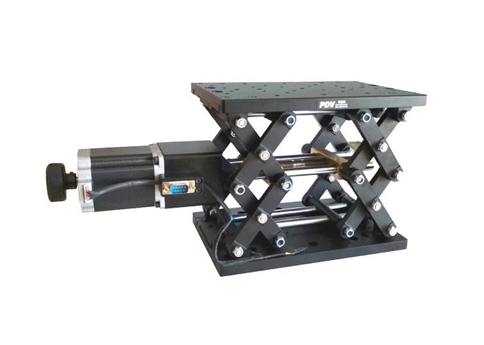 Electric Lifting Platform, Motorized Lab Jack, Elevator, Optical Sliding Lift PT-GD402