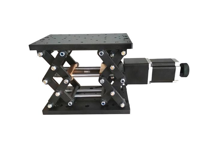 High Precision Motorized Lab Jack Optical Sliding Lift