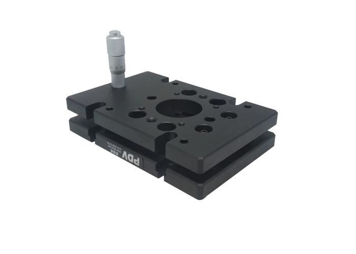 One-Axis High Load Tilt Platform, Precise Manual Tilt Stage PT-QX01