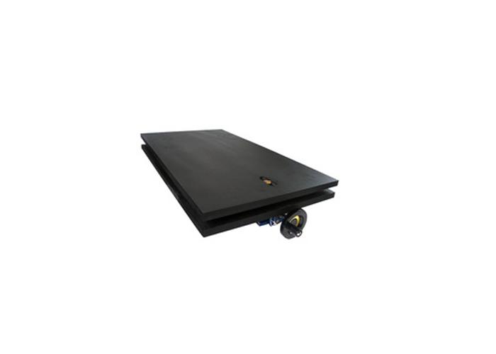 Large Platform, High Load Tilt Platform, Precise Manual Tilt Stage PT-QX05
