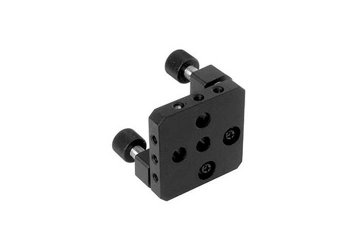 Two-Axis Tilt Platform, Precise Manual Tilt Stage, With Two Fine Adjusting Screws PQ220-5L