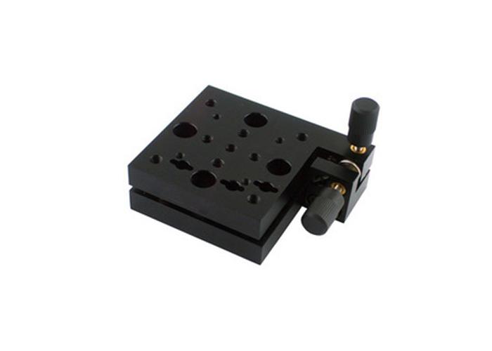 Two-Axis Tilt Platform, Precise Manual Tilt Stage, With Two Fine Adjusting Screws PQ250-4L