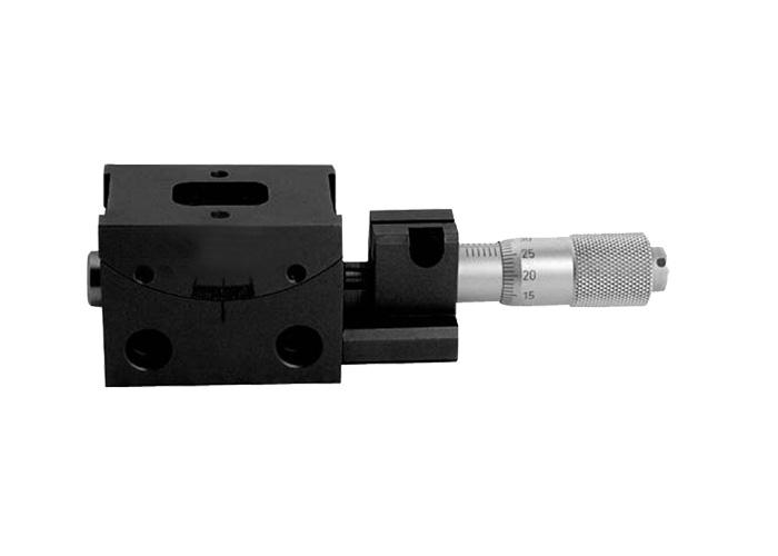 PT-SD305精密型手动角位台 分厘卡 微分头 手动位移台 角度移动台