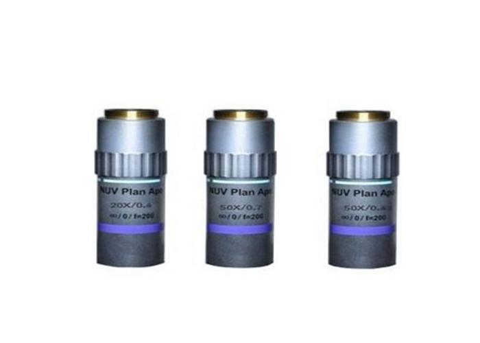 UV Plan Apochromatic Achromatic Objective ZY-20X ZY-50X