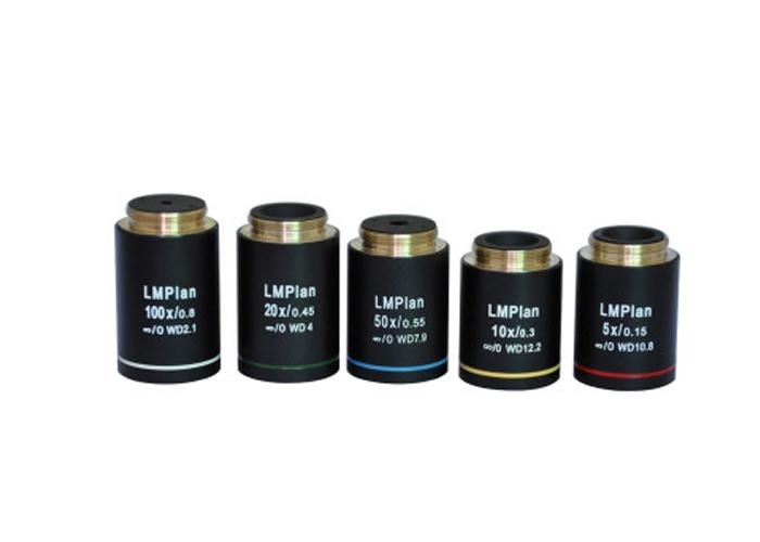 Infinity Plan Achromatic Objective WD-3005 WD-3010 WD-3020 WD-3050 WD-3100