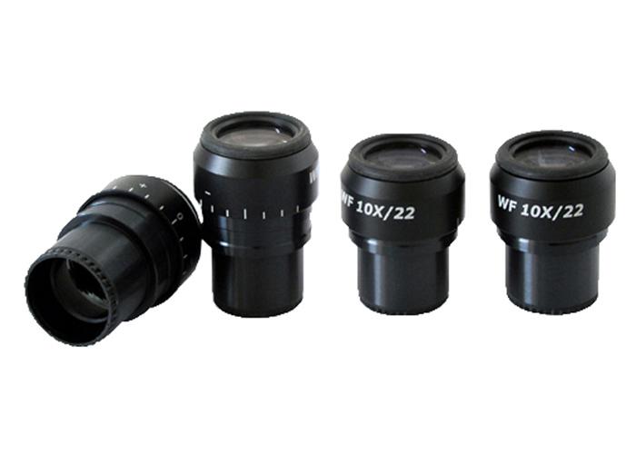 10X Eyepiece Microscope Eyepiece (Pair) WF10X/22