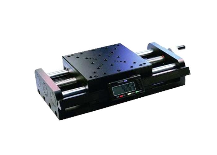手动数显平移台 尺寸120X120 自锁位移台 行程50/75/100/150/200