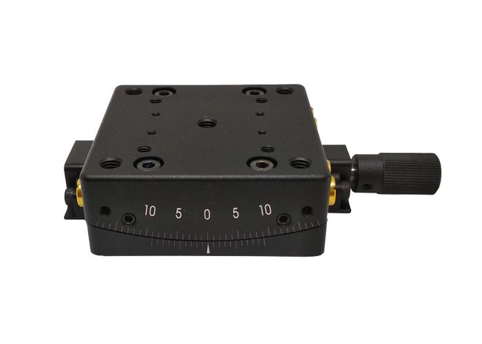 Precise Manual Goniometer Stage, Low Profile Goniometer Platform PT-SD308