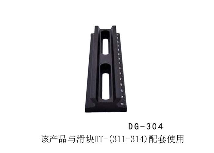 Precise Guide Rail, Optical Slide, 40mm x 150mm DG-304