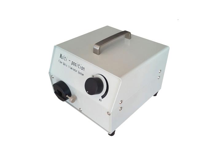 Fiber Optic Illuminator, Microscope light, Halogen lamp, Cold light 21V 150W LG-150T