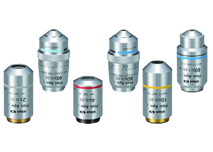 Nikon Objective CFI LU PLAN EPI P (for Episcopic Polarizing Microscopy)