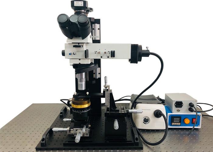 EC-41 Two dimensional material transfer microscope